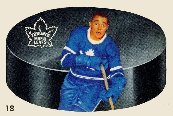 Frank Mahovlich 1962-63 Parkhurst Hockey Card