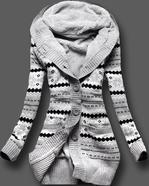 Latest Chic Sweater Clothing Styles for Fall 2014
