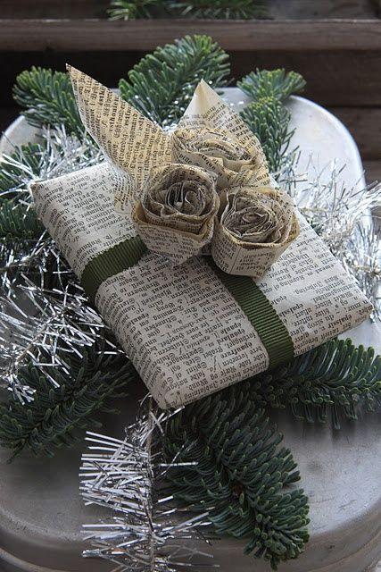 Tante idee per confezionare dei regali