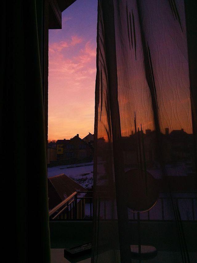 سما صافية وامنيات بعييدة Sky Aesthetic Pretty Sky Sunset Photography