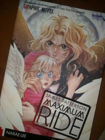 Maximum ride book 7 graphic novel