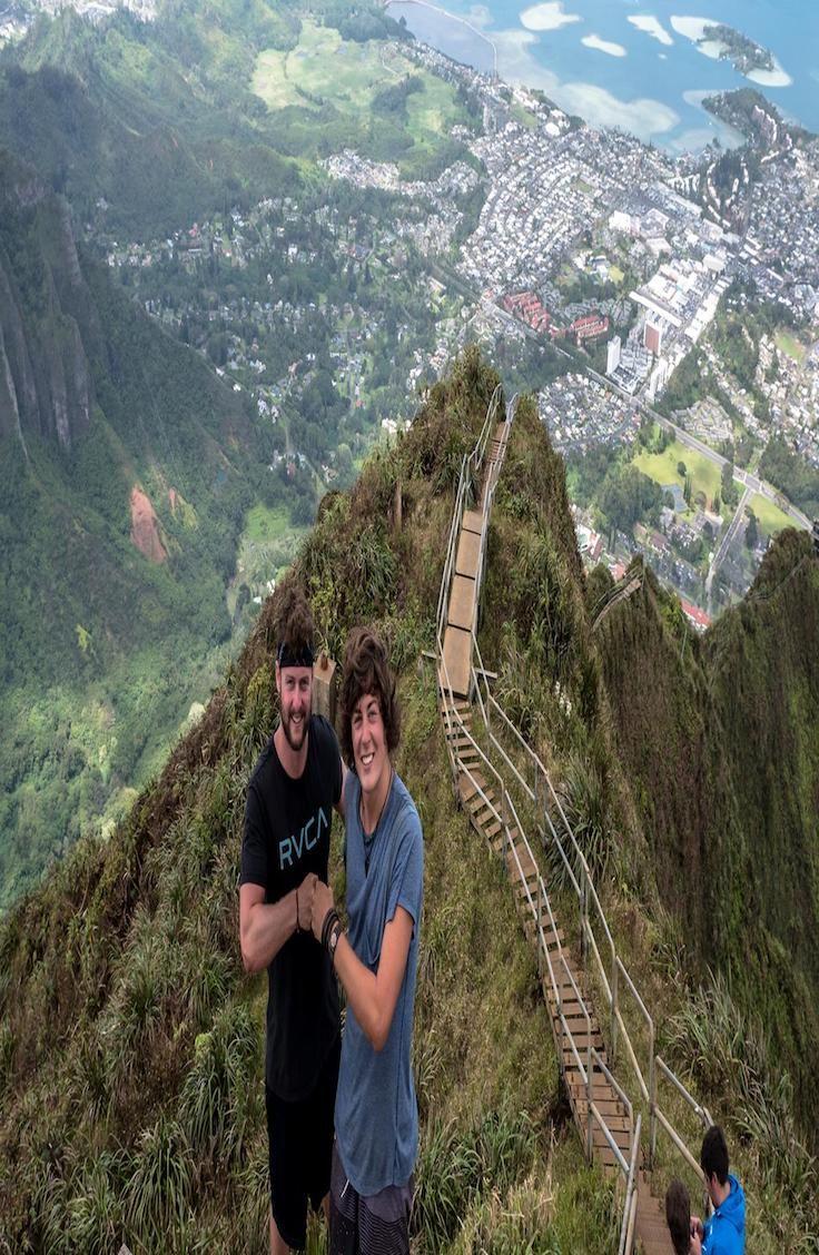 Guide: Haiku Stairs – Stairway to Heaven, Hawaii