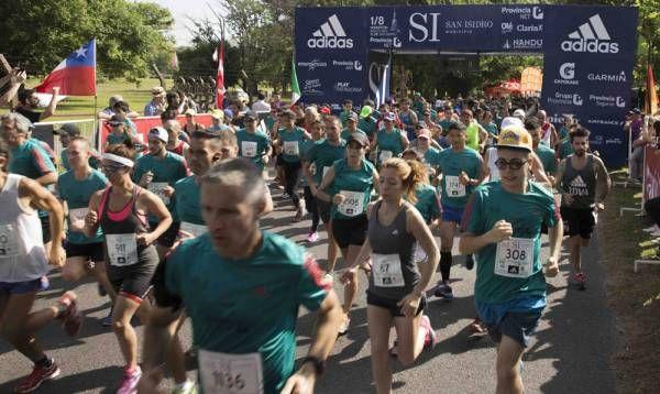 """Más de 3 mil corredores participaron del 1/8 Maratón Buenos Aires """"Provincia NET"""""""