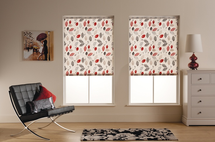 54 Best Images About Roller Blinds On Pinterest