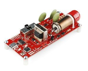 Geiger Counter Geiger Counter radiation detection sensor we can get from sparkfun