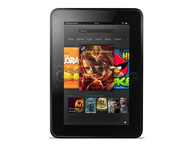 Amazon Kindle Fire HD 7 Tablet PC MID 7.0″ IPS Screen Dual-core 1.2GHz 16GB 32GB Wifi Black : Watch your favorite movies and TV shows, read books, chat with friends, and do lots more with the intelligently designed Amazon Fire HD 7-inch e-book reader. As this black Amazon Kindle tablet supports Wi-Fi connectivity, it lets you instantly download all digital content on-the-go. Plus, a front-facing HD camera featured in the Amazon Fire HD enables you to video chat with family and friends...