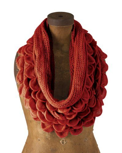 Taleen Oversized Ruffle Knitted Infinity Scarf - Brick Red Fennco,http://www.amazon.com/dp/B006UKSXA8/ref=cm_sw_r_pi_dp_2eizsb1ES95D8FKQ
