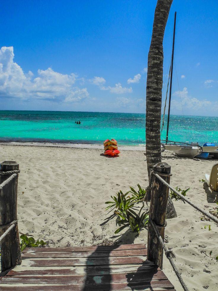 "gotraveling: ""Playa Santa Lucia, Cuba ~ by Ryan Jackman (Me) """