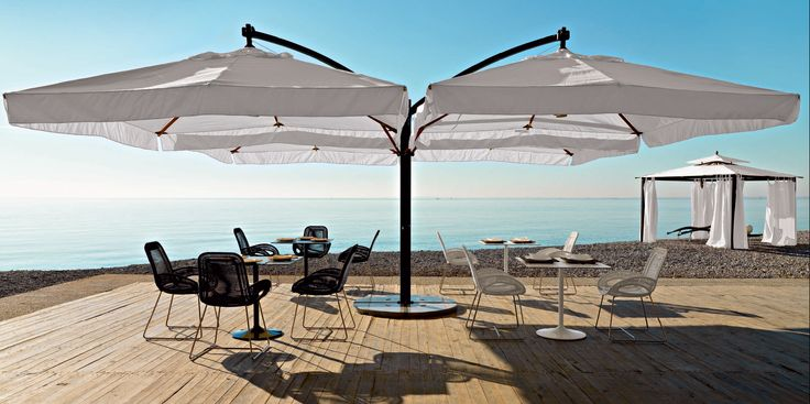 #summertime by #Varaschin #outdoor #furniture #design. You can buy them by vendoarredo.com
