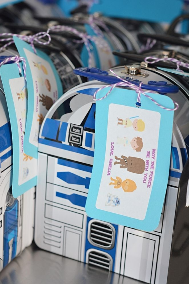 Star Wars Kids Party » Creating Couture Parties :: Party Blog