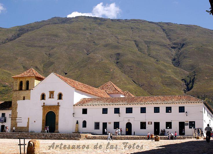 La hermosa Villa de Leyva