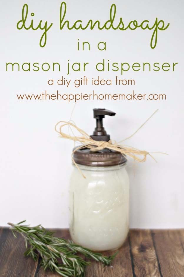 86 best diy gift ideas images on pinterest gift ideas bag 53 coolest diy mason jar gifts other fun ideas in a jar solutioingenieria Choice Image
