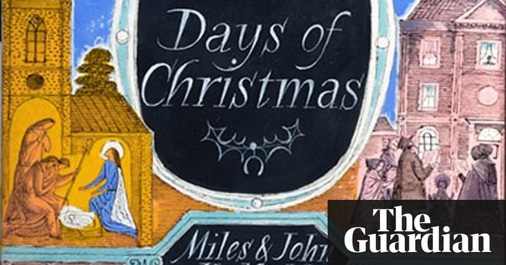 Illustrator Eric Fraser: Radio Times legend – in pictures | Art and design | The Guardian