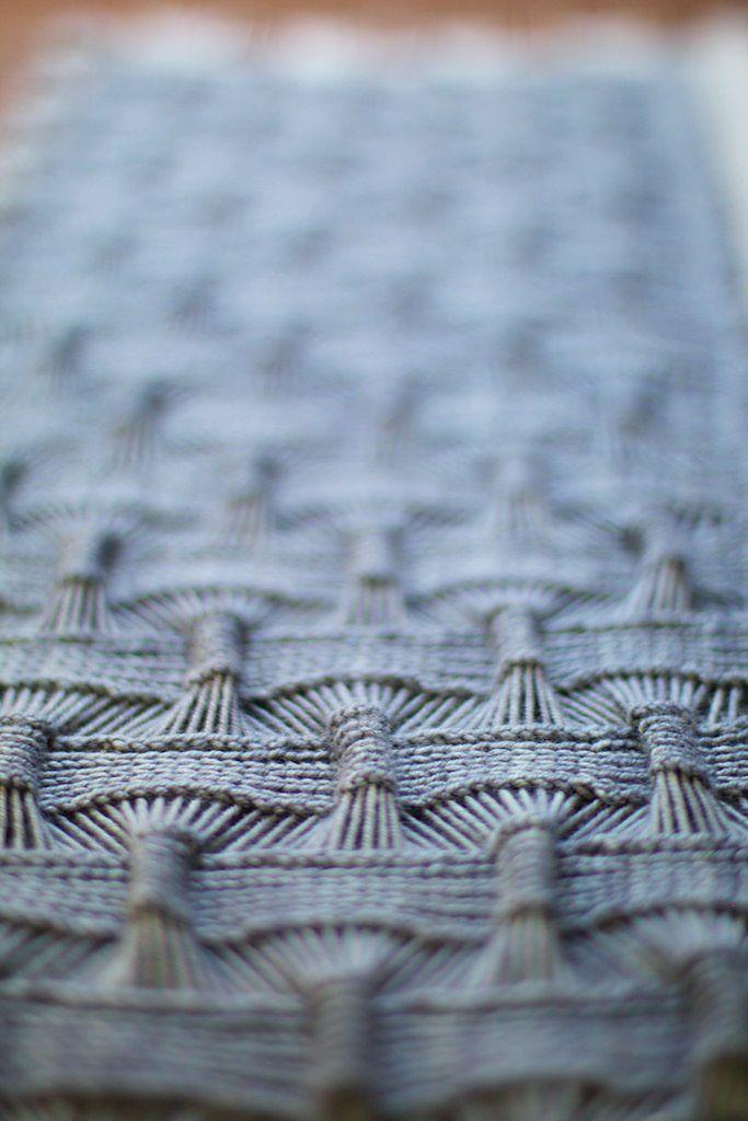 Ravelry: Suke-Suke Cowl pattern by Olga Buraya-Kefelian. This lady's brain blows my mind.