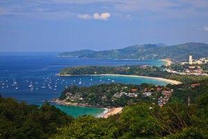 PRIVATE JET CHARTER TO PHUKET, THAILAND