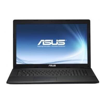 ASUS X75A-DH31 17.3 HD+ Notebook Intel Core i3-2350M 2.3GHz 4GB DDR3 500GB HDD DVD-Writer Intel GMA HD Windows 8 Home Premium 64-bit Black . $546.96