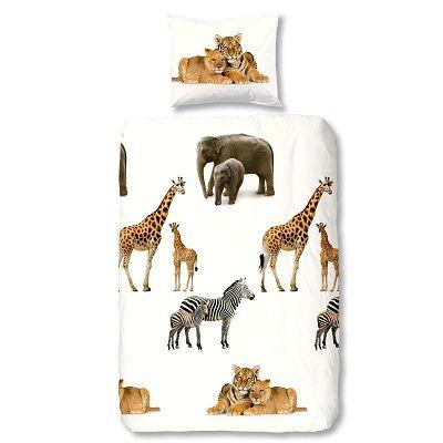 Dekbedovertrek Jungle dieren vanaf €26,95 nu bij Nieuwekinderkamer