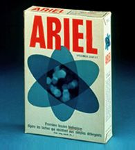 In the 70's this was the new kid on the block to rival Persil, Omo and Daz.