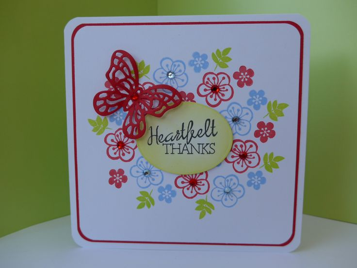 Card I made for Papercraft Essentials issue 134 using the free gift.