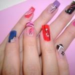 Modelos de uñas pintadas: Models, Modelo De E-Mail, Sugerencias De, Nail, Uña Pintada, Uñas Pintadas, Sugerencia De
