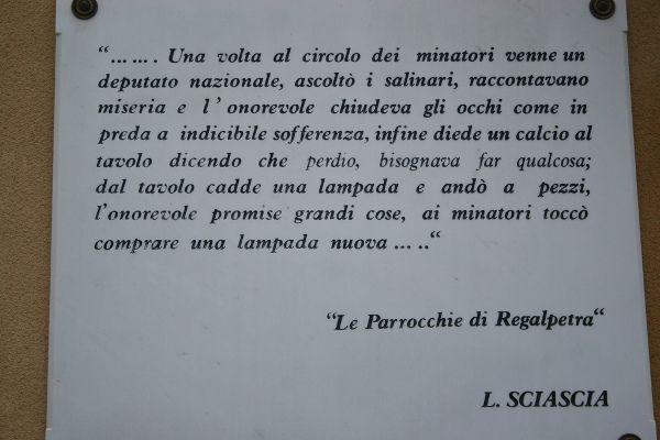 Racalmuto: nel paese di Leonardo Sciascia è sparita la biblioteca comunale!