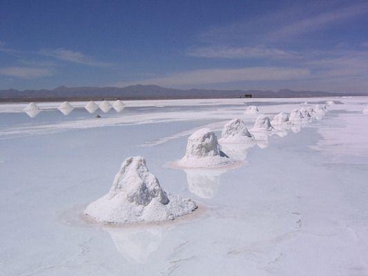 Salar de Uyuni, Bolivian Salt Flat   Atlas Obscura