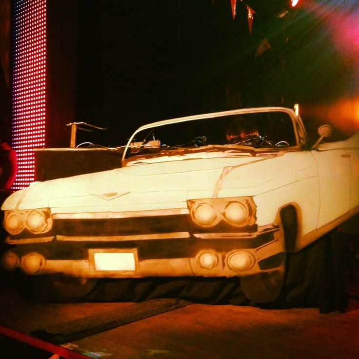 Stay Disco! #Cadillac