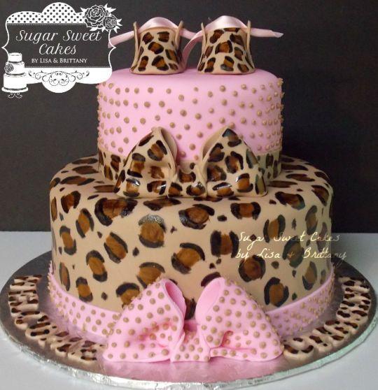 Leopard Baby Shower