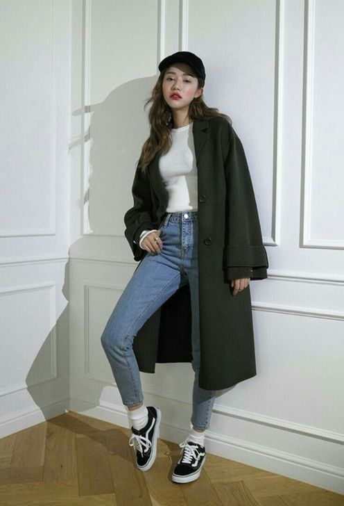 1e643484b82e2 99 Popular Winter Urban Outfits And Sneaker For Teenage Ideas ...