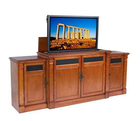 Power Lift TV Console