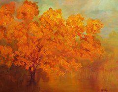 Featured Art - Comfort Maple Tree  by Bev Alldridge