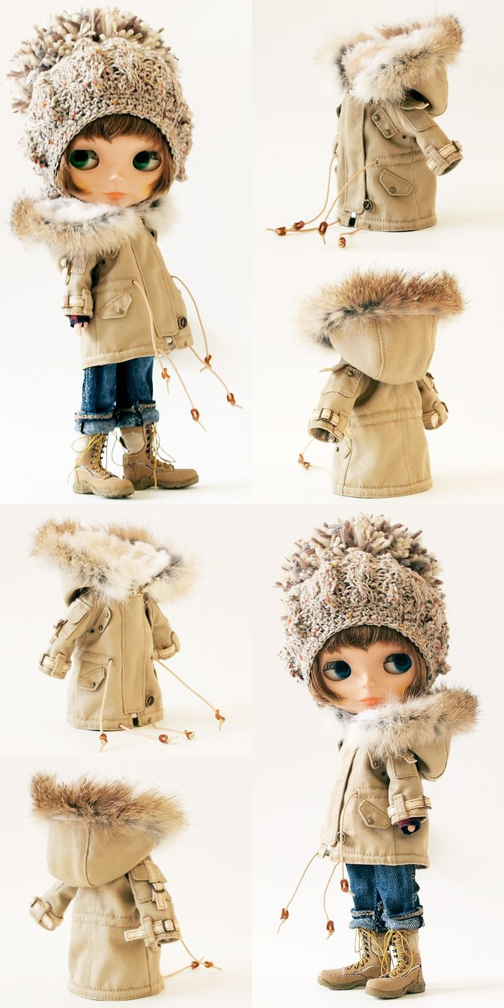 ** Blythe outfit ** Lucalily 272** : mahounote.