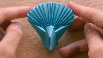 How to Make Paper Diamond : Origami - YouTube
