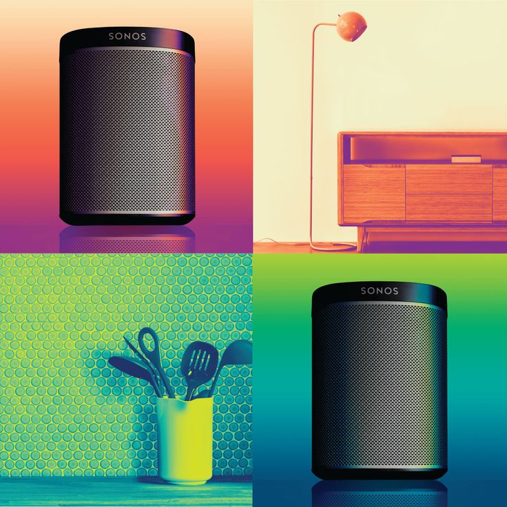 2 rooms. 2 Sonos PLAY:1 speakers. 1 limited time special offer.