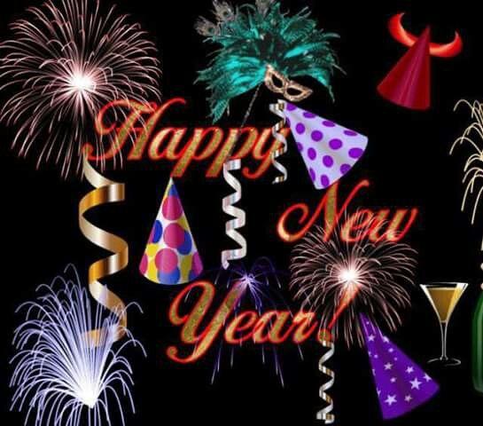 Happy New Year's