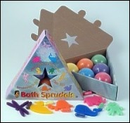 Great bathbombs for the kids