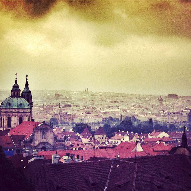 Prague Prag old city Çek Chezk holiday