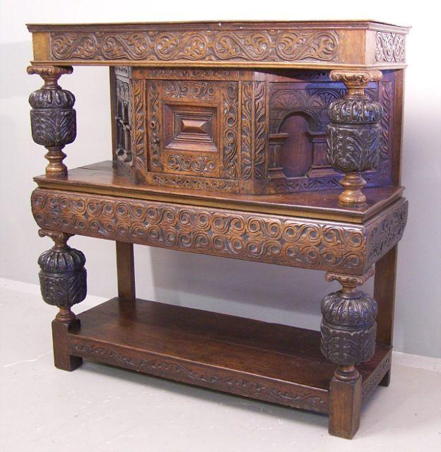 English Renaissance Furniture