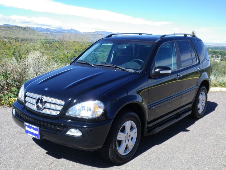 2005 mercedes benz ml350 special edition 121753 miles - Mercedes Suv 2005