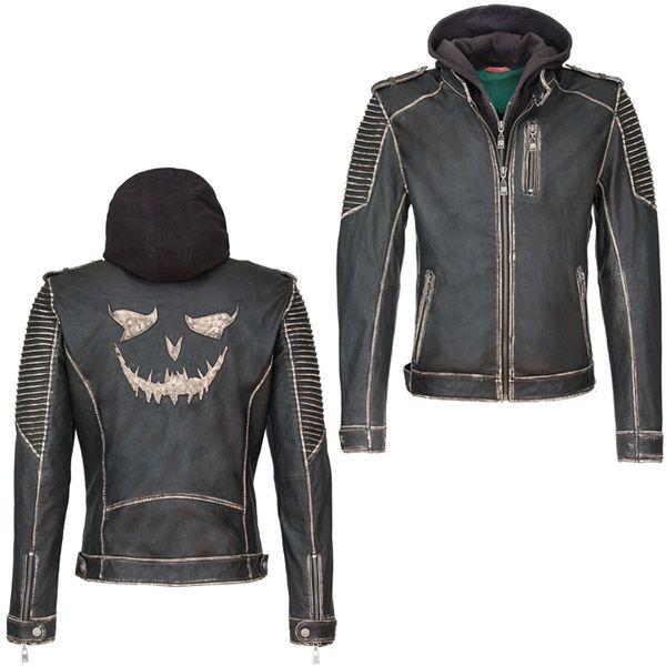 Suicide Squad The Killing Jacket Joker Leather Jacket