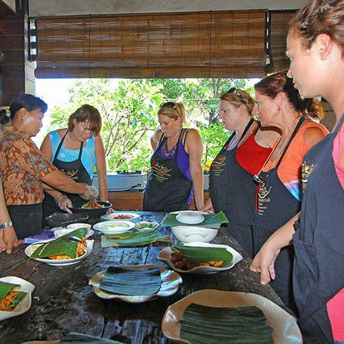 Anika Cooking Class