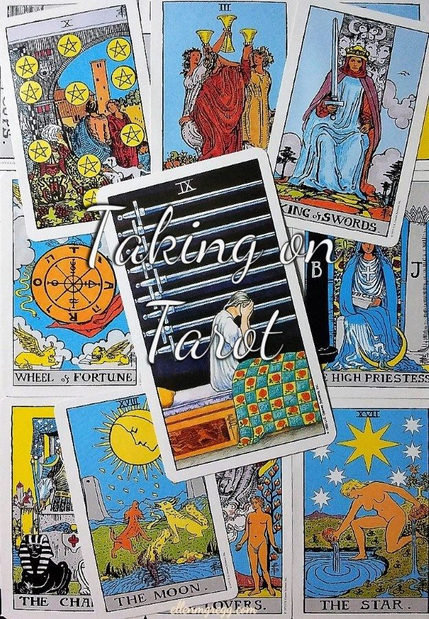 668 Best Divination: Oracle & Tarot Images On Pinterest