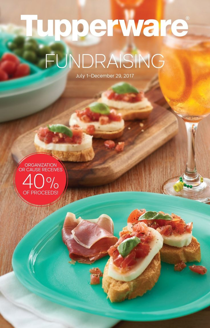 Tupperware Fundraiser for the fall perfect for schools, raising money hospital bills, disaster fire, flood, tornado even to fix a car you get 40% of sales  #fundraiser #tupperware #schoolfundraiser