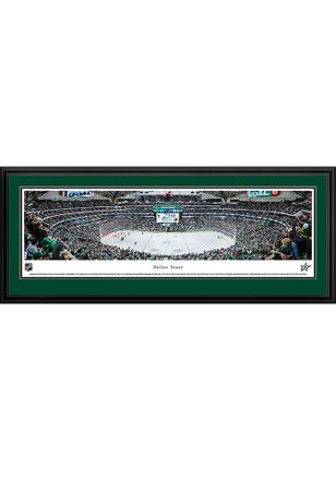 SAVE $50 TODAY ONLY | Dallas Stars American Airlines Center Deluxe Framed Posters
