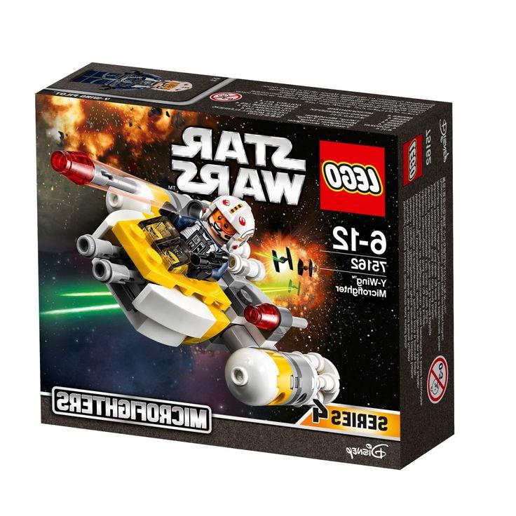 Lego LEGO, Звездные войны Микроистребитель Y-wing