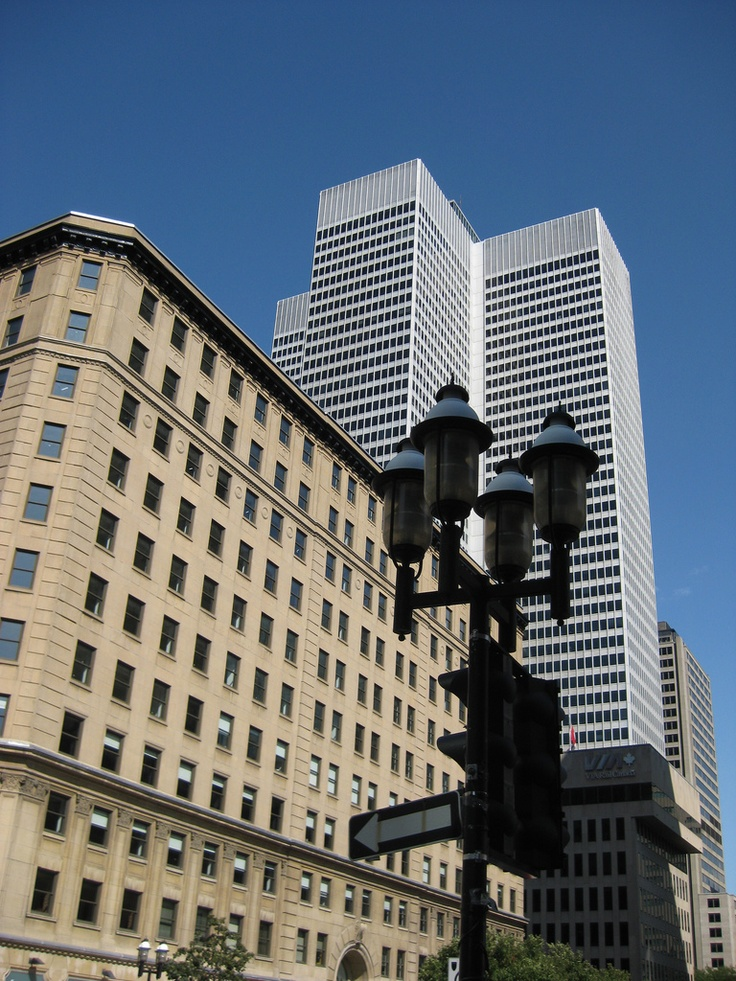 Montreal Place Ville Marie