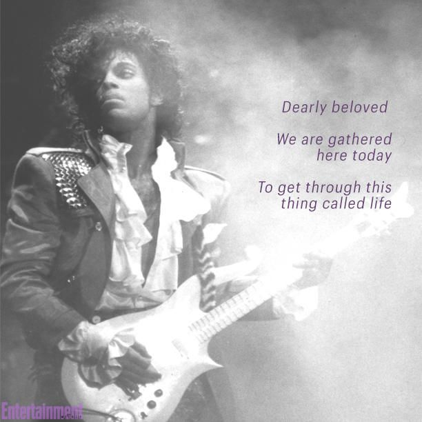 "Prince, ""Let's Go Crazy"" - Prince Lyrics - 10 of His Best Lines - EW.com"