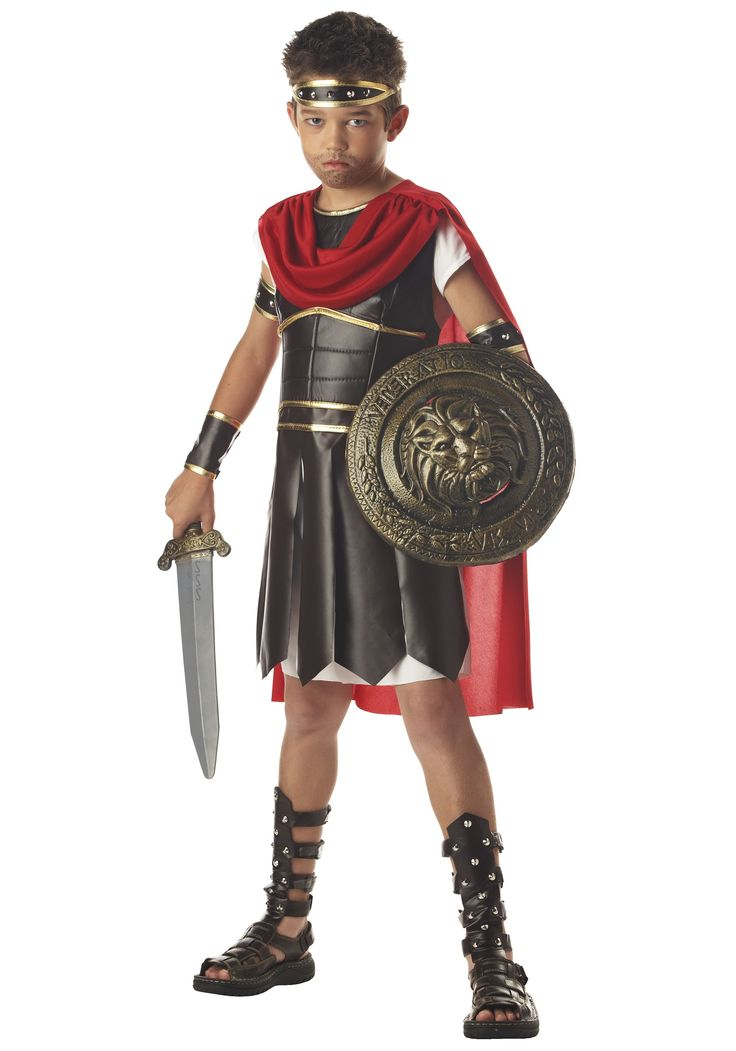 | Boys Roman Soldier Costume