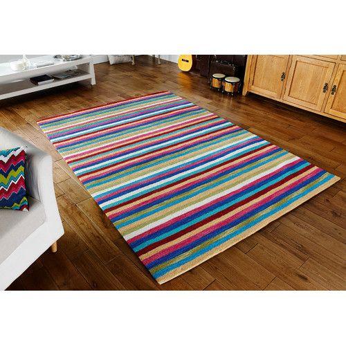 Teppich bunt rund  Die besten 25+ Bunte Teppiche Ideen auf Pinterest | Täfelung ...