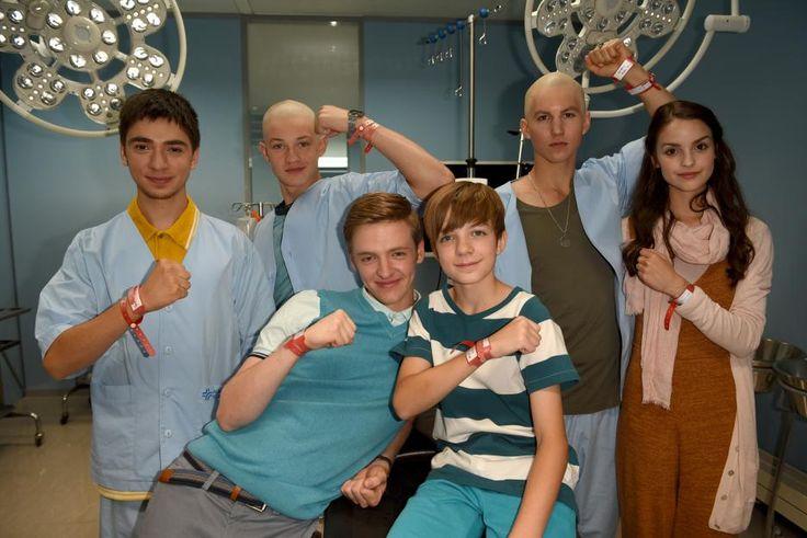 Die Krankenhaus-Serie rund um die Teenie-Clique ist DIE TV-Sensation des Jahres!